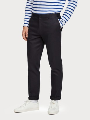 Scotch & Soda Denim Suit Pants Slim fit