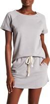 Alternative Short Sleeve Raw Hem Pullover