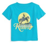 Kid Dangerous Infant Boy's Not My First Rodeo Graphic T-Shirt