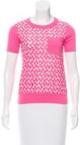 Kate Spade Silk & Cashmere-Blend Sweater