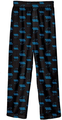 Boys 4-20 Carolina Panthers Printed Lounge Pants
