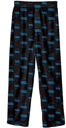 Nfl Boys 4-20 Carolina Panthers Printed Lounge Pants