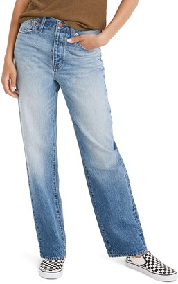 Madewell The Dadjean Jeans