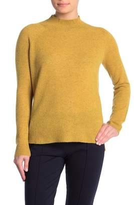 Magaschoni M Mock Neck Cashmere Pullover