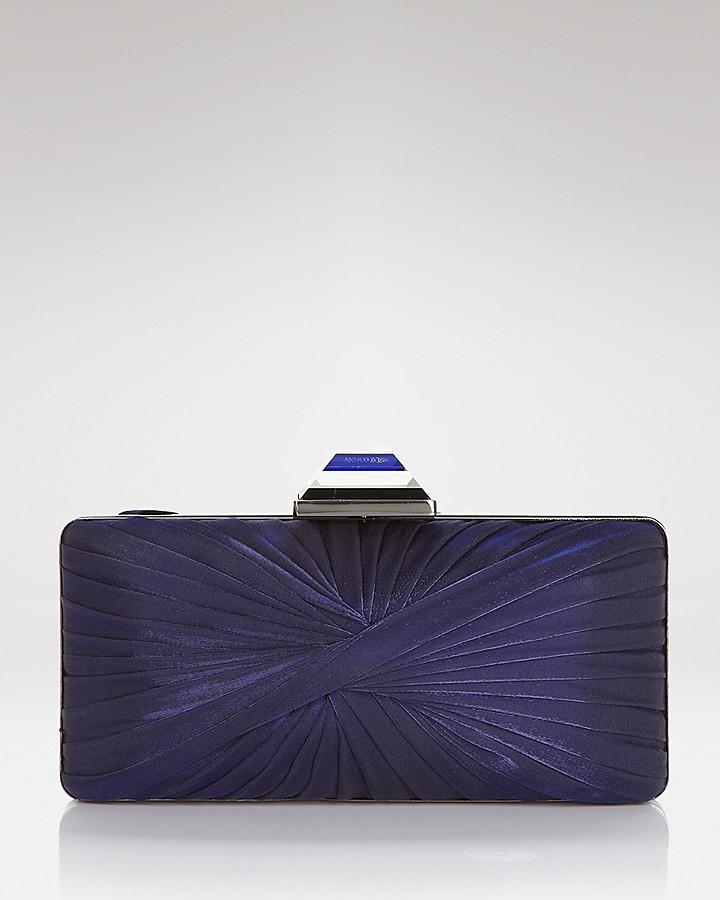 Sondra Roberts Clutch - Twisted Box