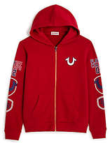 True Religion Toddler/Little Kids Patch Hoodie