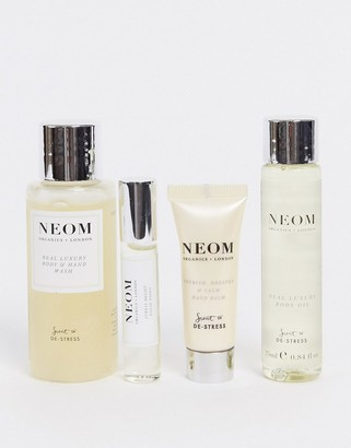 Neom De-Stress On The Go Body Care Collection