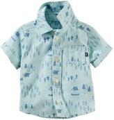 Osh Kosh Baby Boy Woodland Shirt