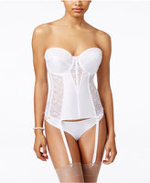 Carnival Sheer Lace Bustier 423
