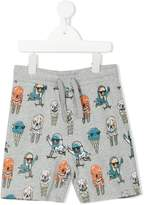 Stella McCartney Josh Ice Cream shorts