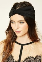 Forever 21 FOREVER 21+ Twisted Headwrap