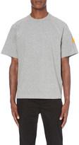 Moncler striped cotton-jersey t-shirt