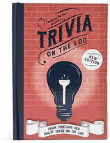 Marks and Spencer Trivia on the Loo Book