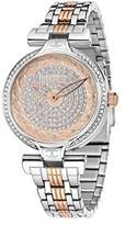 Just Cavalli Women's Quartz Watch with Silver J Analogue Quartz Stainless Steel R7253579502