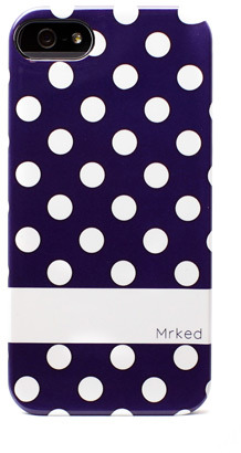 Polka Dots iPhone 5S/5 Case by Mrked