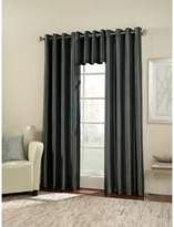 Bed Bath & Beyond Argentina Room Darkening 144-Inch Grommet Window Curtain Panel in Peacock