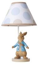 Lambs & Ivy Table Lamp - Peter Rabbit