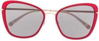 Cat Eye Cat-Eye Frame Glasses