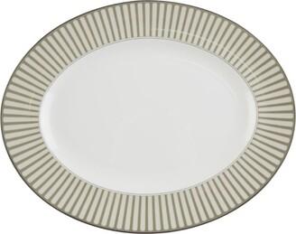 Wedgwood Parklands Oval Dish (36cm)