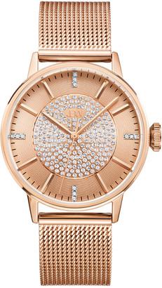 JBW Women's Belle Diamond & Crystal Watch