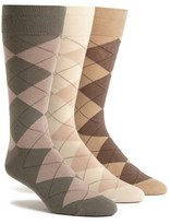 Polo Ralph Lauren Argyle Socks (3-Pack)