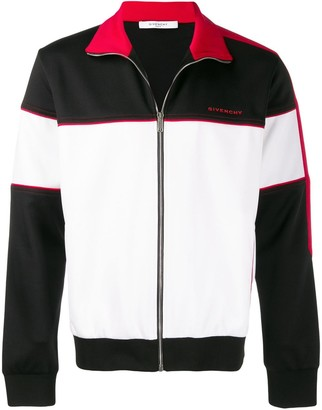 Givenchy Colour Block Track Jacket