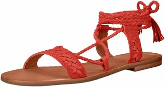 Frye Women's Ruth Whipstitch Ankle Gladiator Sandal