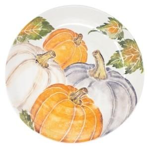 Vietri Pumpkins Large Serving Bowl