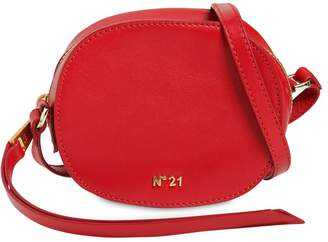 N°21 Micro Round Leather Bag
