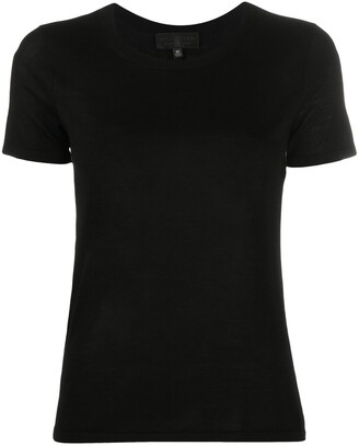 Nili Lotan Kimberley silk T-shirt