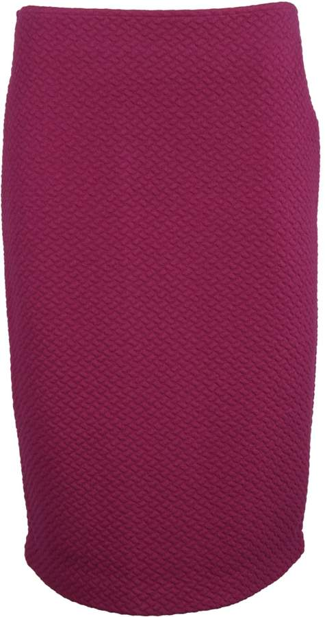 Armani Collezioni Embroidered Pattern Skirt