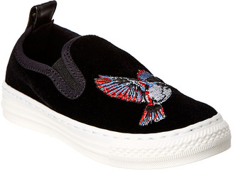 Stella McCartney Leo Velvet Shoes