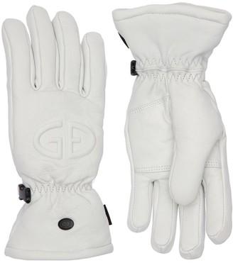 Goldbergh Freeze Leather Ski Gloves
