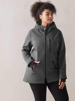 Short Soft Shell Jacket - Addition Elle