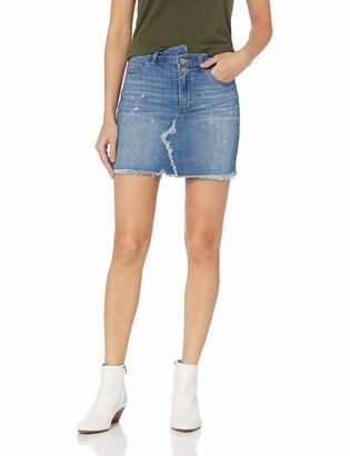 Dollhouse Women's Skylark Denim Skirt 3
