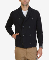 Nautica Men's Double-Breasted Cardigan