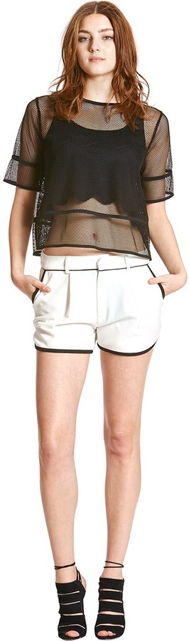 Torn By Ronny Kobo Brielle Shorts