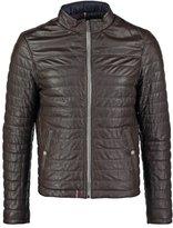 Oakwood Leather Jacket Brown