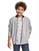Old Navy Fleece Bomber Jacket for Boys