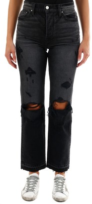 Amiri Black Denim