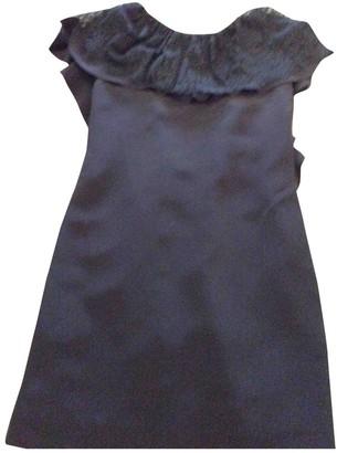 Paul & Joe Black Silk Dress for Women