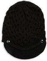 Calvin Klein Honeycomb Knit Cabbie Hat