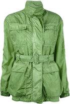 Tomas Maier waterproof jacket - women - Polyimide - 8