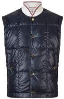 Thom Browne Quilted Down Gilet