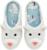 Cath Kidston Polar Bear Slippers