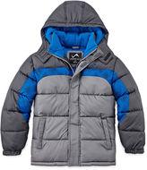 JCPenney Vertical 9 Puffer Jacket - Boys 8-20