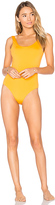 Onia Kelly One Piece in Orange. - size S (also in XS)