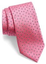 Nordstrom Men's Double Dot Silk Tie