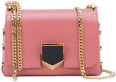 Jimmy Choo petite 'Lockett' shoulder bag - women - Calf Leather/metal - One Size
