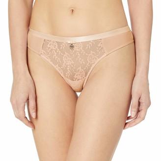 Emporio Armani Women's Deluxe Cotton Thong